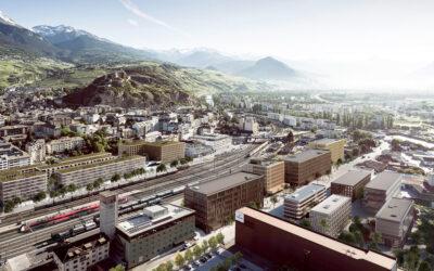 FlexiGrid part of Swiss Campus Energypolis